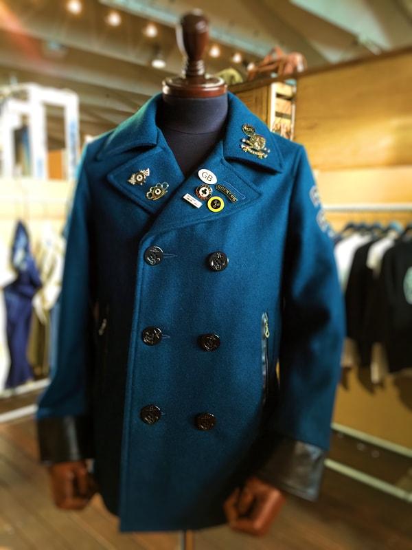 gc blue jacket