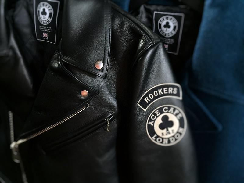 gc leather jacket