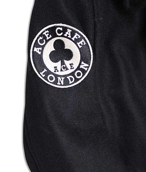 ace cafe london GC black peacoat