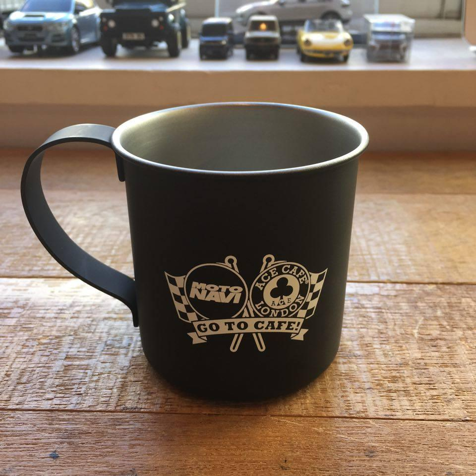 Moto Navi Collaboration Mug