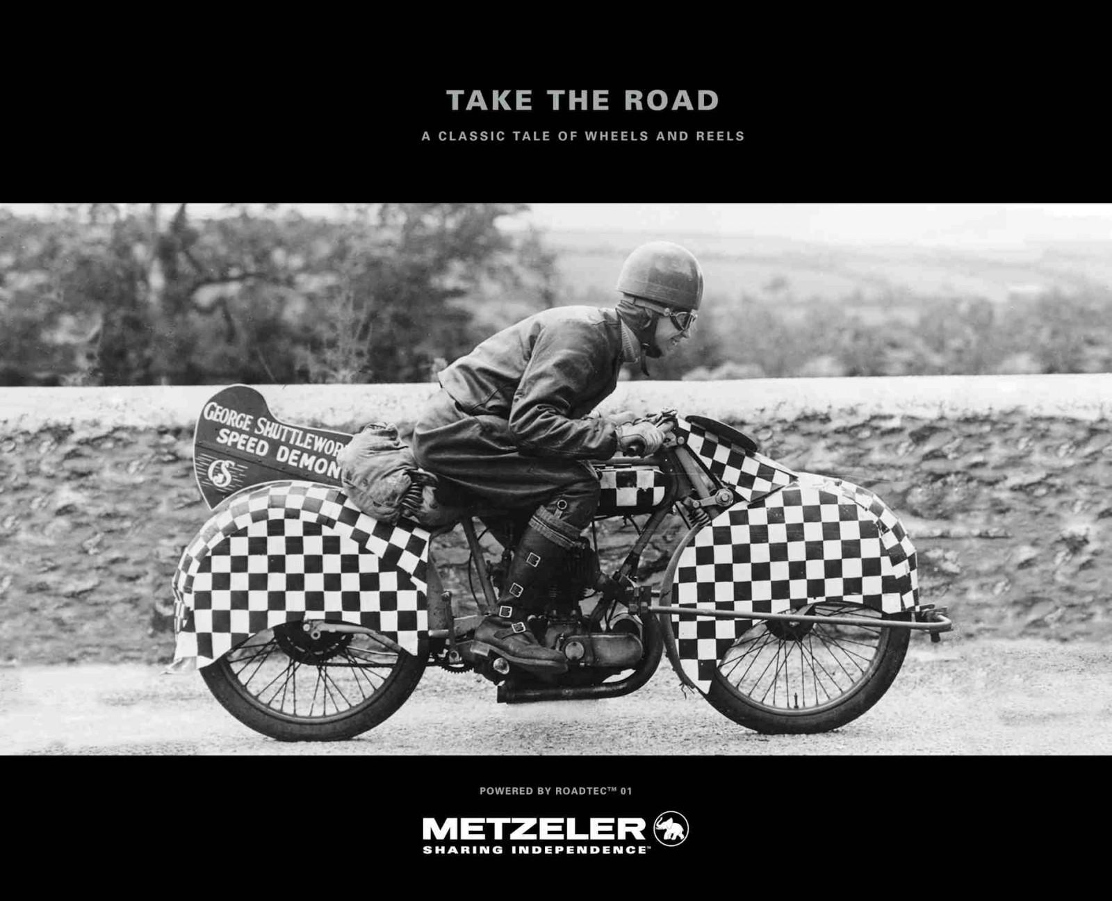 Metzeler Take the Road