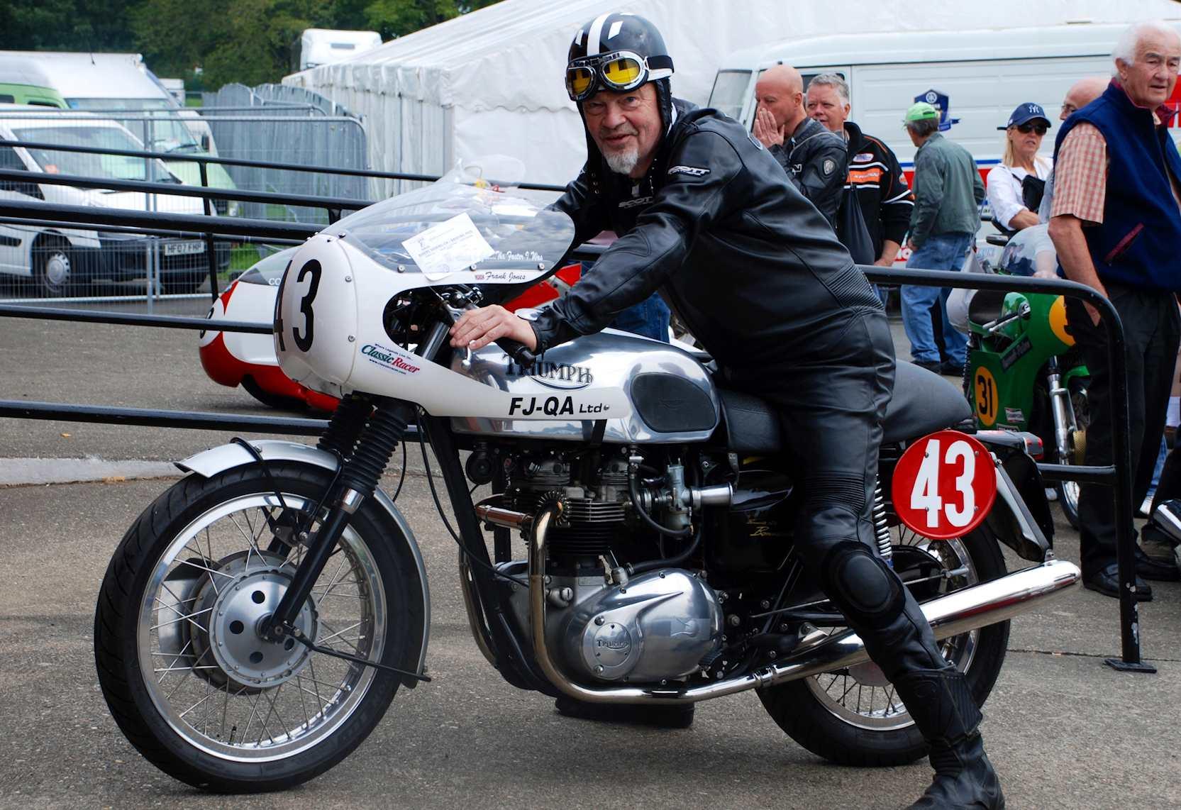 frank jones classic TT